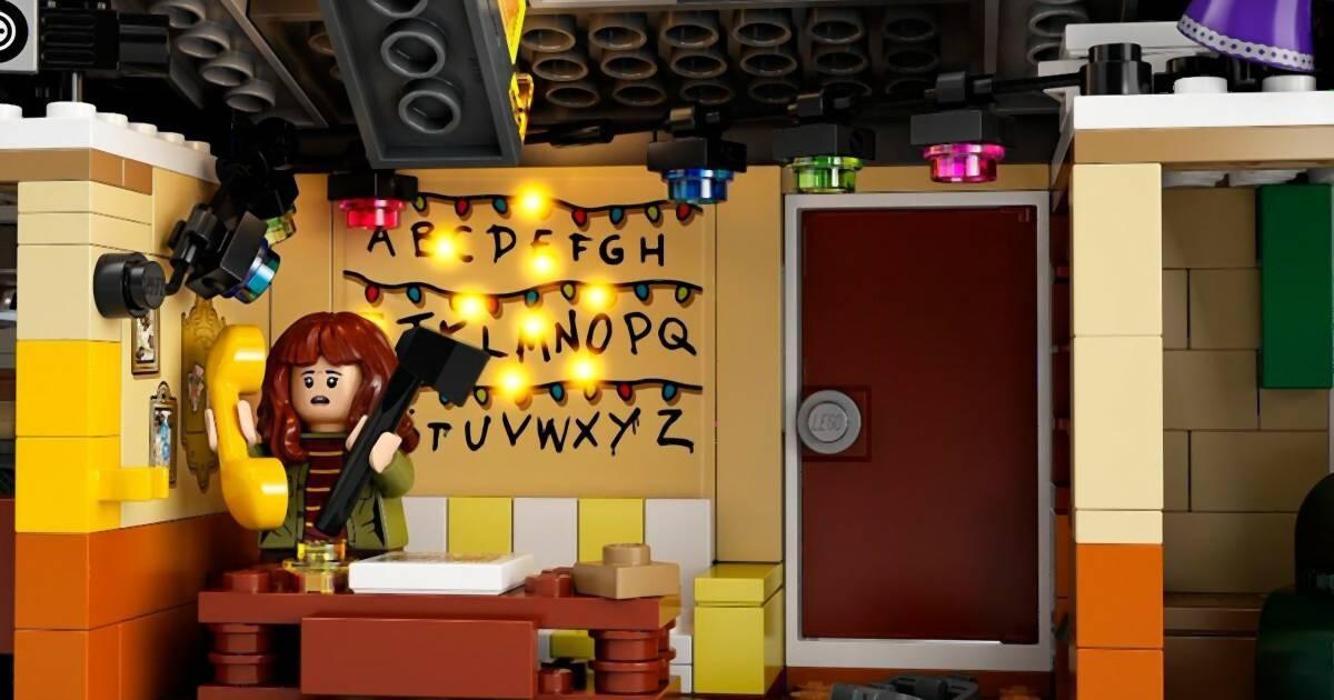 LEGO bringt Stranger Things Set raus