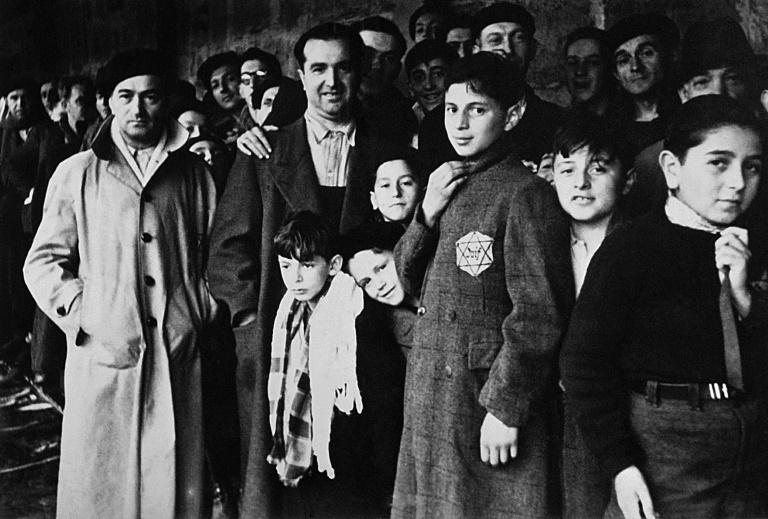 France's pro-Nazi regime deported Jews during World War II