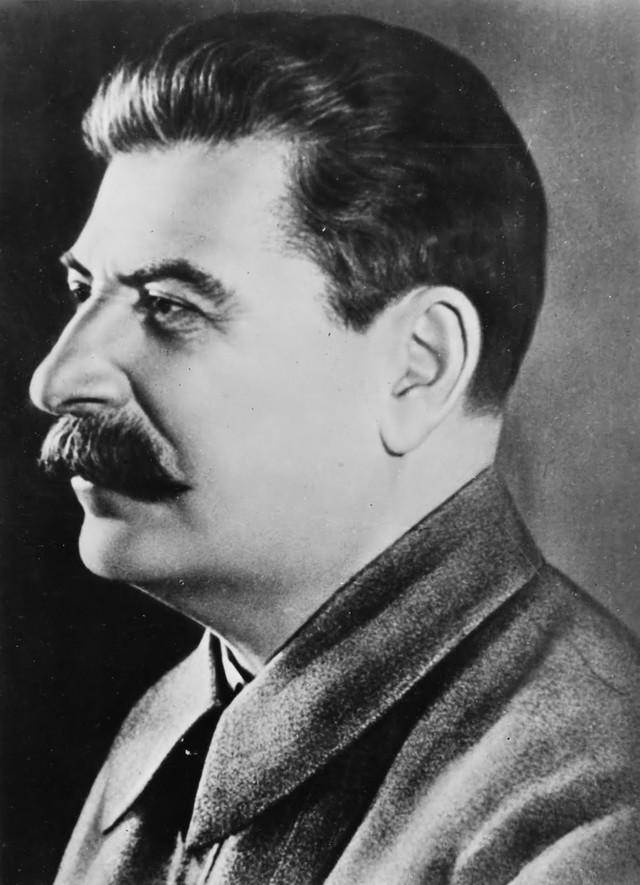 Staljin je, kao i svaki diktator, bio prilično paranoičan