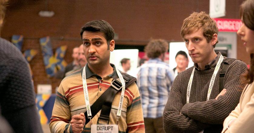 """Networking w serialu HBO """"Silicon Valley"""" pokazany był m.in. w środowisku startupowym"""