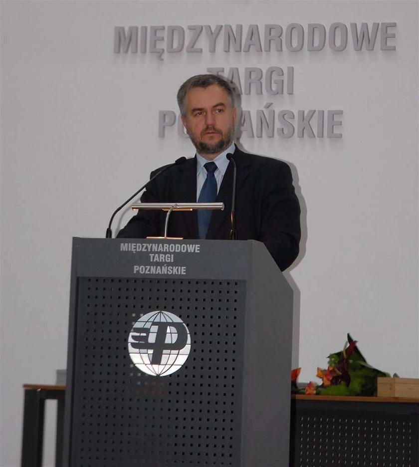 Wyżerka u Marszałka. FOTO