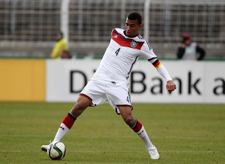 Kevin Akpoguma has represented Germany on several occasions at youth level