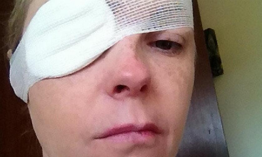Rachel Foulkes-Davies nie mogła zamknąć oka