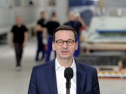 Premier Mateusz Morawiecki 9 lutego 2018 r. odwiedził fabrykę Telmex, która produkuje meble dla Ikei
