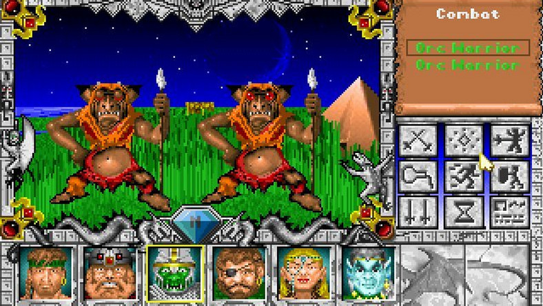 Galeria Might and Magic III: Isles of Terra