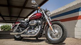 Harley-Davidson Sportster - 60 lat modelu