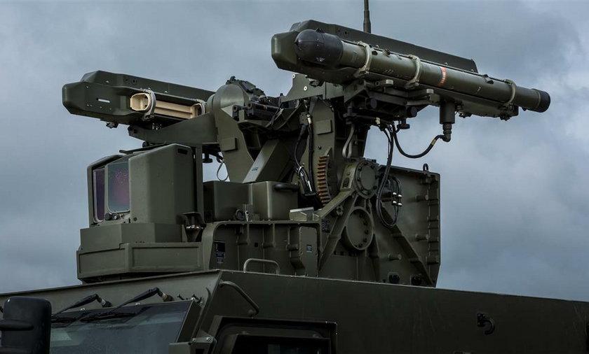 Broń MPCV-16