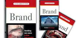 Nowe opakowania papierosów?! Drastyczne zdjęcia