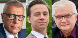 Politycy zatrudniający dzieci? Cimoszewicz, Giertych i Bosak komentują
