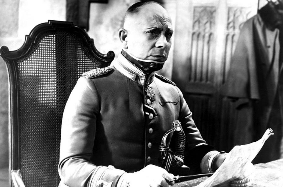 """Towarzysze broni"", reż. Jean Renoir, 1937 r."