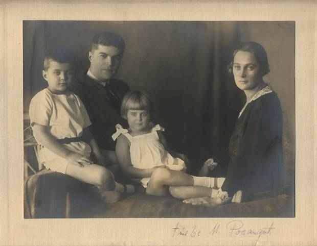 Marija Mara Rosandić, Porodica