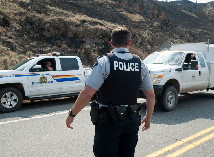 kanada policija