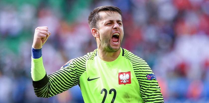 Łukasz Fabiański rozegra ostatni mecz w narodowych barwach. Cała Polska żegna Fabiana