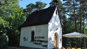 Zdewastowano sanktuarium maryjne na Górze Chełmskiej w Koszalinie