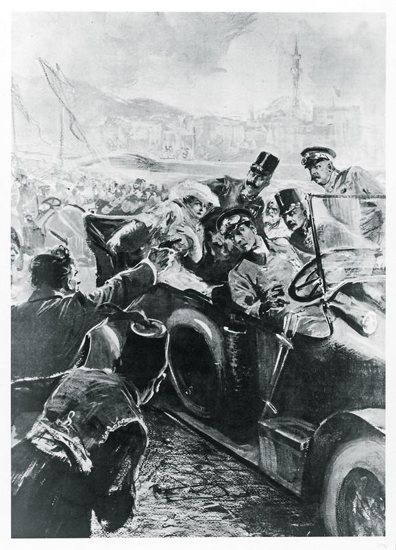 Atentat na Franca Ferdinanda