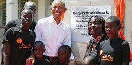Obama po wielu latach odwiedził grób ojca. Widział go tylko raz w życiu