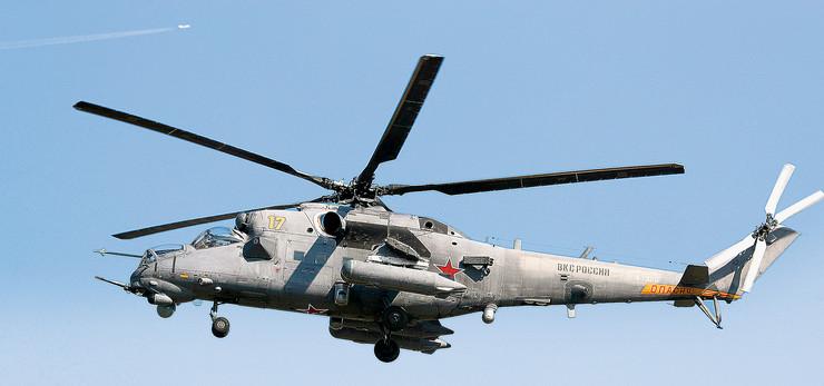 Mi-35 je prvenstveno namenjen za protivoklopnu borbu, ali može i da se koristi za druge namene