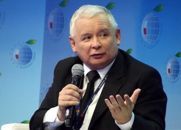 Jarosław Kaczyński, fot. DrabikPany