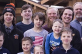 Švant porodica 14. sin prtscn youtube