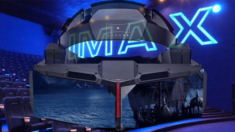 IMAX otwiera kino VR