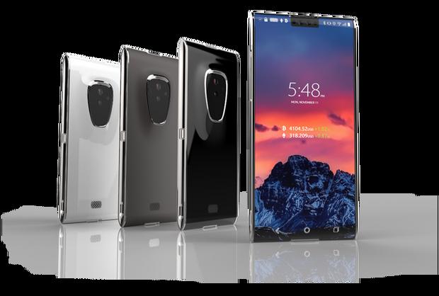 Finney - pierwszy smartfon oparty na technologii blockchain