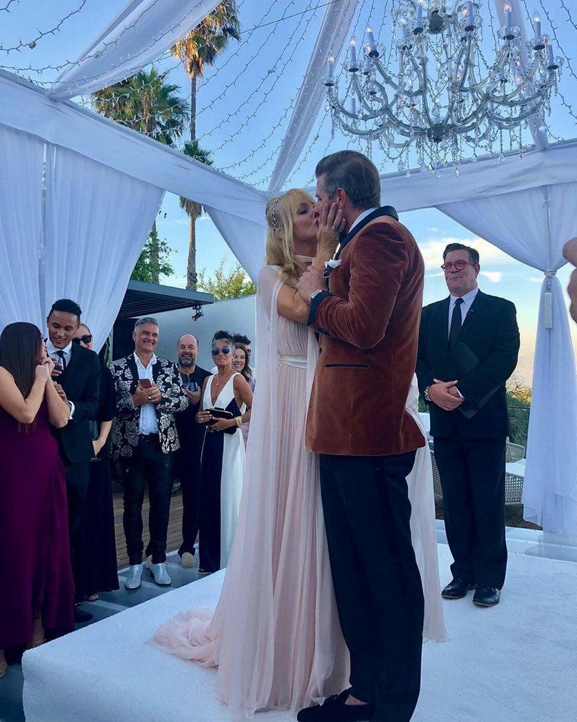 Izabella Scorupco wzięła ślub