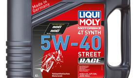 Liqui Moly jedynym dostawcą do Moto2 i Moto3
