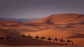 """W pogoni za pasją"". Maroko 2014 - Merzouga"