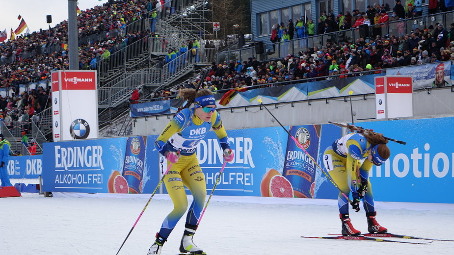 Szwedzkie biathlonistki będą miały nowego trenera