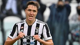 Federico Chiesa has had a difficult start to the Serie A season under Massimiliano Allegri Creator: Alberto PIZZOLI