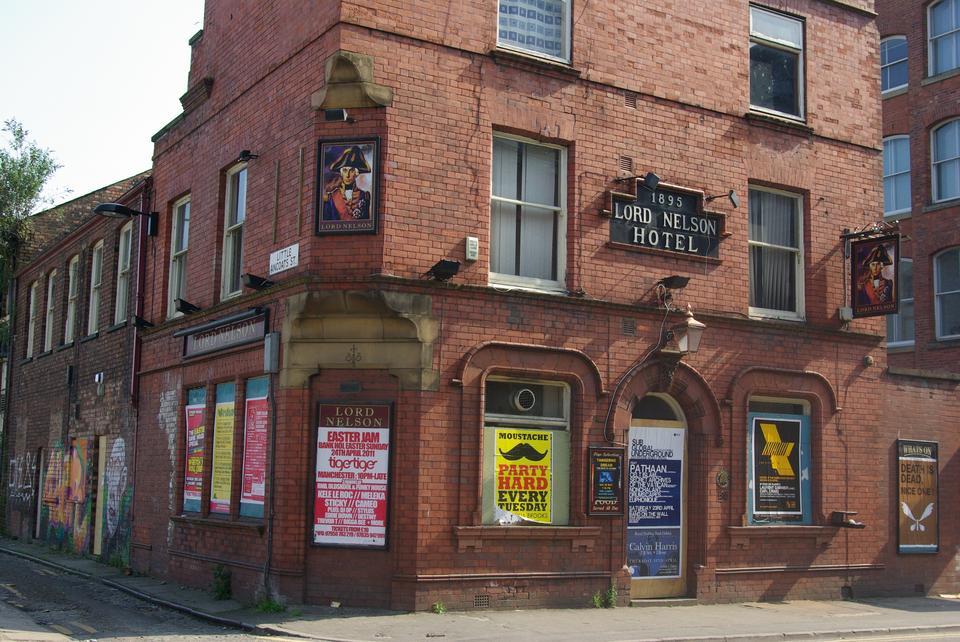 3. Ancoats, Manchester, Wielka Brytania