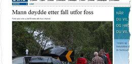 Polski turysta zginął w Norwegii
