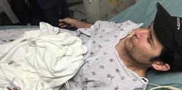 Aktor zaatakowany w samochodzie. Twierdzi, że chcieli go zabić