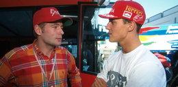 Były rywal Schumachera atakuje jego syna