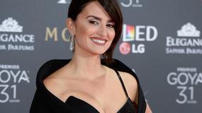 Olśniewająca Penelope Cruz na gali nagród Goya
