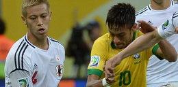 Wojsko nagrało gola Neymara