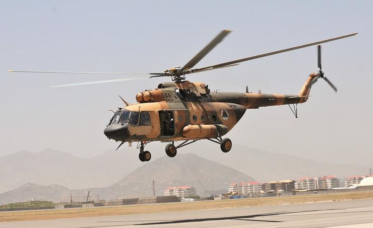 Helikopter Mi-17, foto Wikipedia