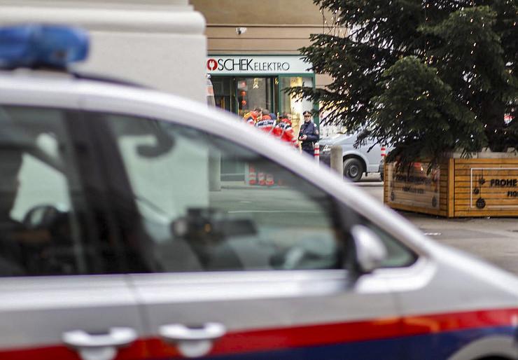 austrija policija beč
