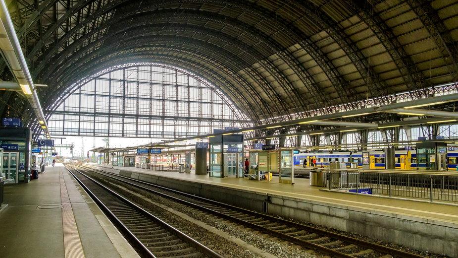 Dworzec kolejowy, Brema
