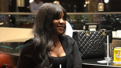 Twitter Nigeria loves Genevieve Nnaji's viral TikTok video