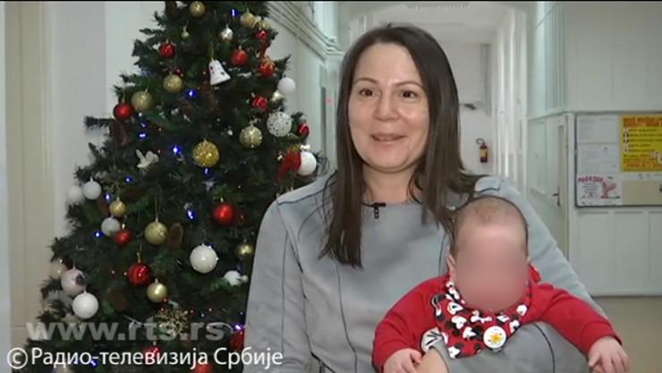 blur beba transplantacija