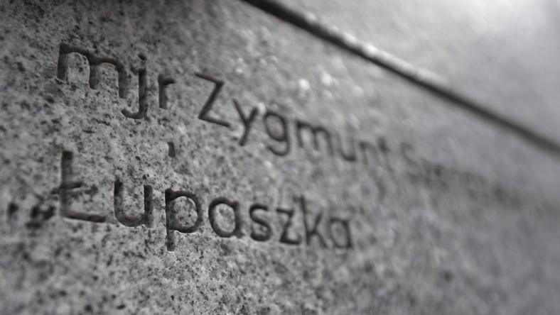 Grób jednego z legendarnych dowódców żołnierzy wyklętych - mjr. Zygmunta Szendzielarza ps. Łupaszka