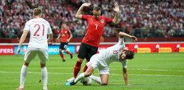 Szczęśliwy remis z Austrią. Słaby mecz reprezentacji Polski
