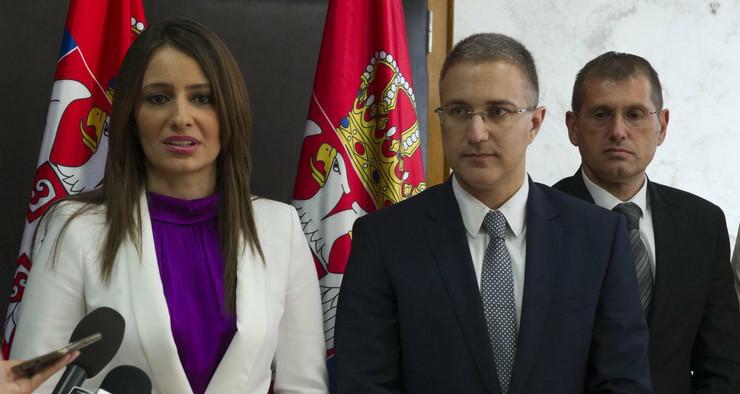 Nela Kuburović, Nebojša Stefanović