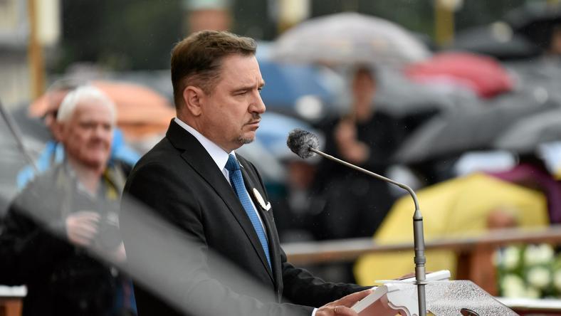 """Piotr Duda - szef """"Solidarności"""""""