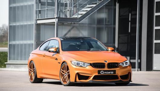 G-Power BMW M4 – 680 KM i 760 Nm