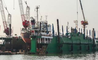BBC: Polskie stocznie zatrudniają 'niewolników' z Korei Północnej