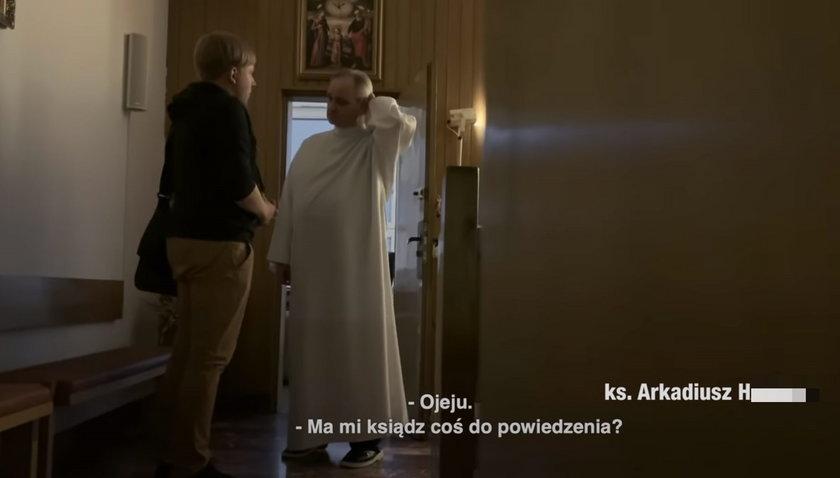 Ksiądz z filmu braci Sekielskich skazany. Zapadł wyrok