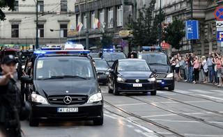 ŚDM: Zamknięcie dróg na trasie od Krakowa do Częstochowy. Przejedzie tam papieska kolumna