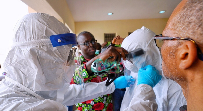 Nigeria confirms 20 new coronavirus cases